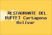 RESTAURANTE DEL BUFFET Cartagena Bolívar