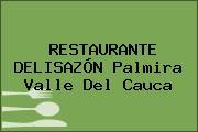 RESTAURANTE DELISAZÓN Palmira Valle Del Cauca