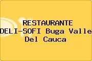 RESTAURANTE DELI-SOFI Buga Valle Del Cauca