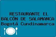 RESTAURANTE EL BALCÓN DE SALAMANCA Bogotá Cundinamarca