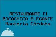 RESTAURANTE EL BOCACHICO ELEGANTE Montería Córdoba