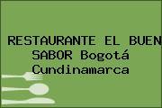 RESTAURANTE EL BUEN SABOR Bogotá Cundinamarca