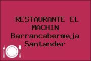RESTAURANTE EL MACHIN Barrancabermeja Santander