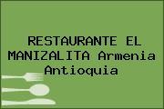 RESTAURANTE EL MANIZALITA Armenia Antioquia