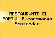 RESTAURANTE EL PORTAL Bucaramanga Santander