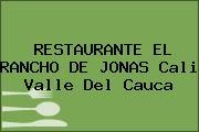 RESTAURANTE EL RANCHO DE JONAS Cali Valle Del Cauca