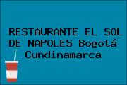 RESTAURANTE EL SOL DE NAPOLES Bogotá Cundinamarca