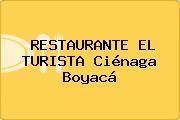 RESTAURANTE EL TURISTA Ciénaga Boyacá