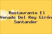 Restaurante El Venado Del Rey Girón Santander