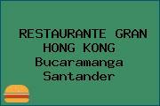RESTAURANTE GRAN HONG KONG Bucaramanga Santander