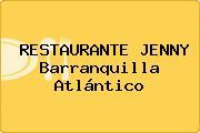 RESTAURANTE JENNY Barranquilla Atlántico