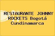RESTAURANTE JOHNNY ROCKETS Bogotá Cundinamarca