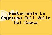 Restaurante La Cayetana Cali Valle Del Cauca