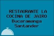 RESTAURANTE LA COCINA DE JAIRO Bucaramanga Santander