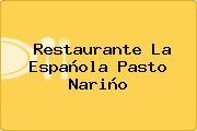 Restaurante La Española Pasto Nariño