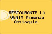 RESTAURANTE LA FOGATA Armenia Antioquia