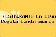 RESTAURANTE LA LIGA Bogotá Cundinamarca