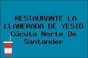 RESTAURANTE LA LLANERADA DE YESID Cúcuta Norte De Santander