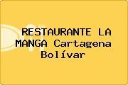 RESTAURANTE LA MANGA Cartagena Bolívar