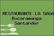 RESTAURANTE LA SAGA Bucaramanga Santander
