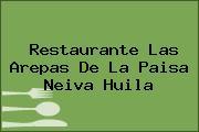 Restaurante Las Arepas De La Paisa Neiva Huila