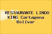 RESTAURANTE LINDO KING Cartagena Bolívar
