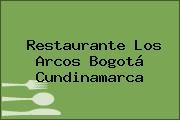 Restaurante Los Arcos Bogotá Cundinamarca