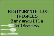 RESTAURANTE LOS TRIGALES Barranquilla Atlántico