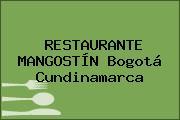 RESTAURANTE MANGOSTÍN Bogotá Cundinamarca