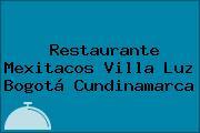 Restaurante Mexitacos Villa Luz Bogotá Cundinamarca