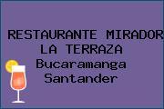 RESTAURANTE MIRADOR LA TERRAZA Bucaramanga Santander
