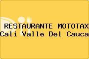 RESTAURANTE MOTOTAX Cali Valle Del Cauca