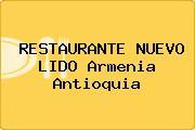 RESTAURANTE NUEVO LIDO Armenia Antioquia