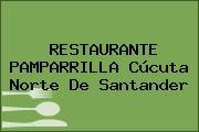 RESTAURANTE PAMPARRILLA Cúcuta Norte De Santander