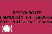 RESTAURANTE PANADERÍA LA PANDORA Cali Valle Del Cauca