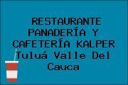 RESTAURANTE PANADERÍA Y CAFETERÍA KALPER Tuluá Valle Del Cauca
