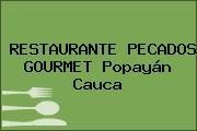 RESTAURANTE PECADOS GOURMET Popayán Cauca