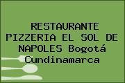 RESTAURANTE PIZZERIA EL SOL DE NAPOLES Bogotá Cundinamarca