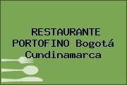 RESTAURANTE PORTOFINO Bogotá Cundinamarca