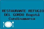 RESTAURANTE REFUGIO DEL GORDO Bogotá Cundinamarca