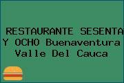 RESTAURANTE SESENTA Y OCHO Buenaventura Valle Del Cauca