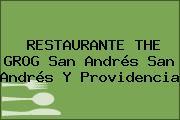 RESTAURANTE THE GROG San Andrés San Andrés Y Providencia