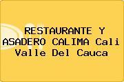 RESTAURANTE Y ASADERO CALIMA Cali Valle Del Cauca