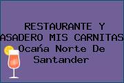 RESTAURANTE Y ASADERO MIS CARNITAS Ocaña Norte De Santander