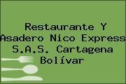 Restaurante Y Asadero Nico Express S.A.S. Cartagena Bolívar