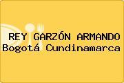 REY GARZÓN ARMANDO Bogotá Cundinamarca
