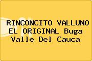 RINCONCITO VALLUNO EL ORIGINAL Buga Valle Del Cauca