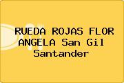 RUEDA ROJAS FLOR ANGELA San Gil Santander
