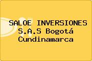 SALOE INVERSIONES S.A.S Bogotá Cundinamarca