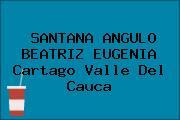 SANTANA ANGULO BEATRIZ EUGENIA Cartago Valle Del Cauca